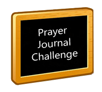 Prayer Journal Challenge